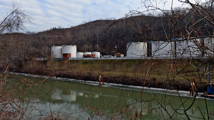 Freedom Industries in Charleston, West Virginia is responsible for the contamination the public water supply of eight counties.