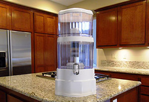 Zen Countertop Water Filter