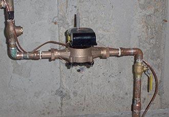 Residential Water Meter