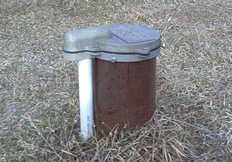 Residential Well Head