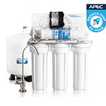 APEC 5-Stage w/Permeate Pump