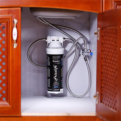 Frizzlife MK99 Under Counter Water Filter System