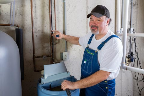 Friendly Service of Water Softener