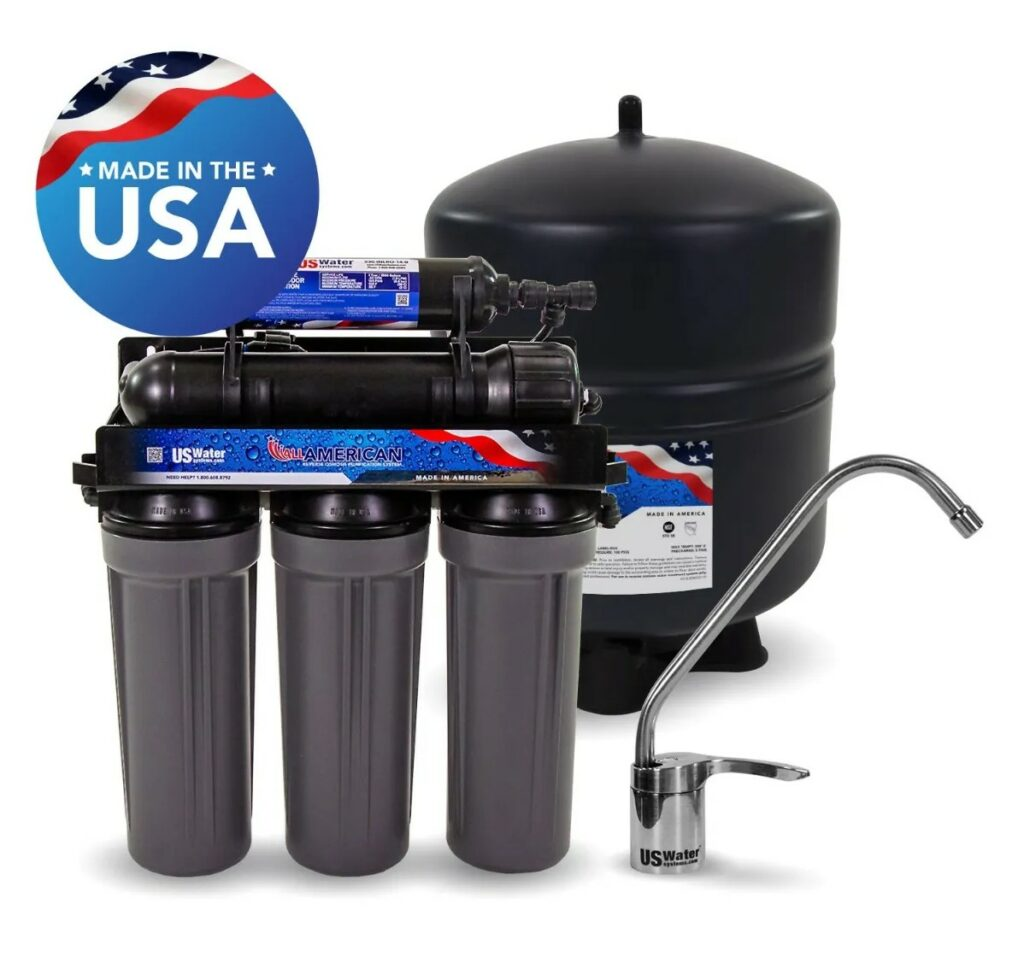 US Water Systems, 5-Stage Reverse Osmosis System