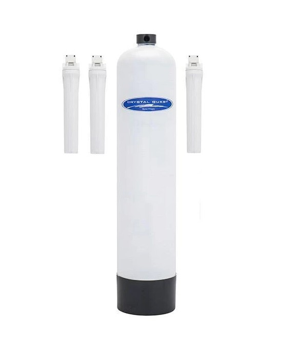 Crystal Quest Whole House Water Conditioners