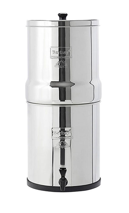 Big Berkey 2 Gallon Filter System.